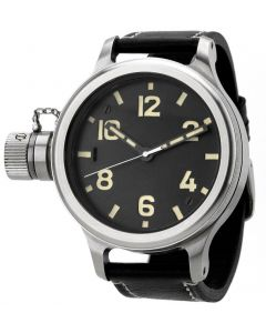 0195L Agat Diverwatch 46mm stainless steel