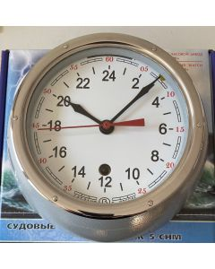 Vostok Schiffsuhr 5-CHM  24-Stunden