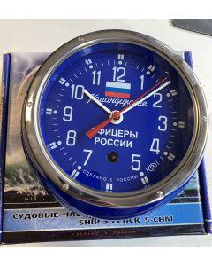 "0302RU Wostok Ship´s clock ""5-CHM"""