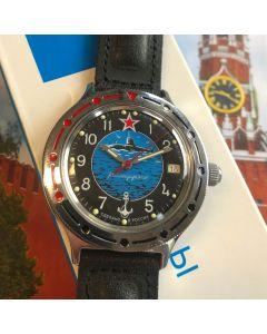 2301U Vostok Automatic Captain