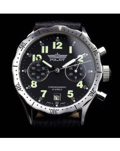 3261 Poljot Chronograph Airforce