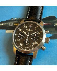 Pilot Flight Chronograph BERKUT caliber Poljot 31681