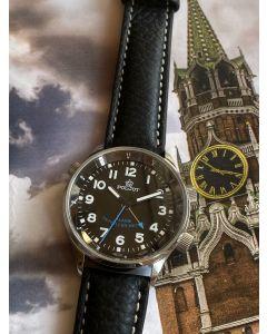 Poljot Alarm Traveller Watch