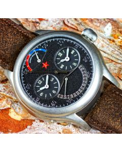 Red Star Traveller Automatic