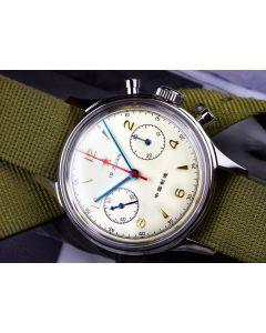 7000Budget 38mm 1963 Acryl glass, Natostraps
