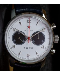 Seagull 1963 42mm PANDA Airforcewatch Sapphire