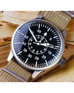 8060 Flightwatch Pilot Military Vintage