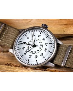 8061 Flightwatch Military Pilot Vintage
