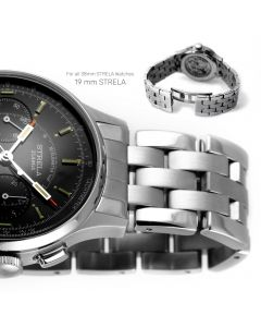 9909   Stainless Steel band for Strela