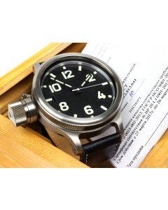 0195ChST Agat Diver Watch  46mm TITAN