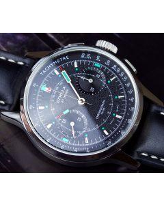 CO40LABS Strela Chronograph 40mm Saphir