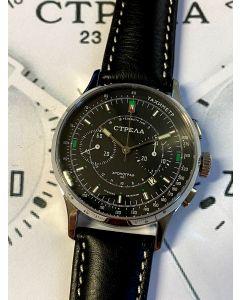 CO42CYB Strela Chronograph 42mm