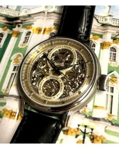 Poljot International Hermitage Automatic Skeleton