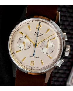 Strela Chronograph 40mm - Leonov Tribute