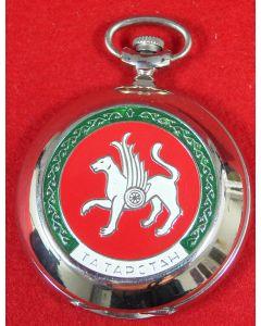 1001L Molnija Pocketwatch