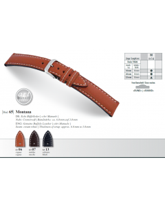 9010BF Leather strap RIOS Buffalo