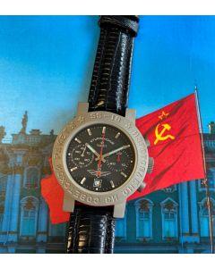 Poljot Chronograph TITAN SS-18
