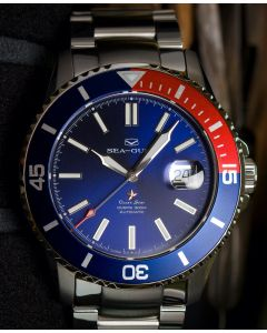 Seagull Ocean Star Divers watch