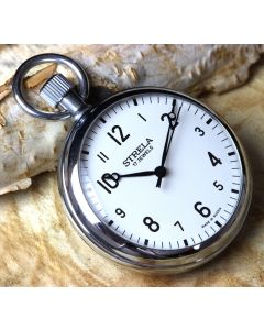 STRELA Pocketwatch with chain