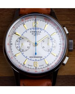 TR40CYS Strela Chronograph 40mm Saphir