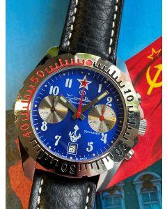 Vostok Chronograph Komandirskie