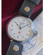 Agat Wristwatch 49mm Manual winding Vostok 2409A