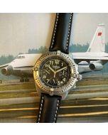 Poljot Chronograph Jetfighter - 24Std - Rarität