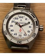 Vostok Komandirskie Automatik 24-Stunden