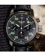 Pilot BERKUT Chronograph Poljot cal. 31681