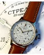 CO42CYW  Strela Chronograph 42mm