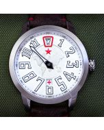 Red Star Jumping Time Automatic