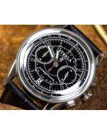 Strela Chronograph Quarz Black
